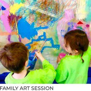 Family Art Class