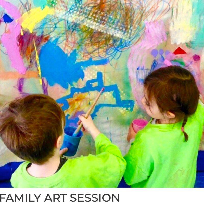 Family Art Session
