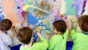 Family Art Activity