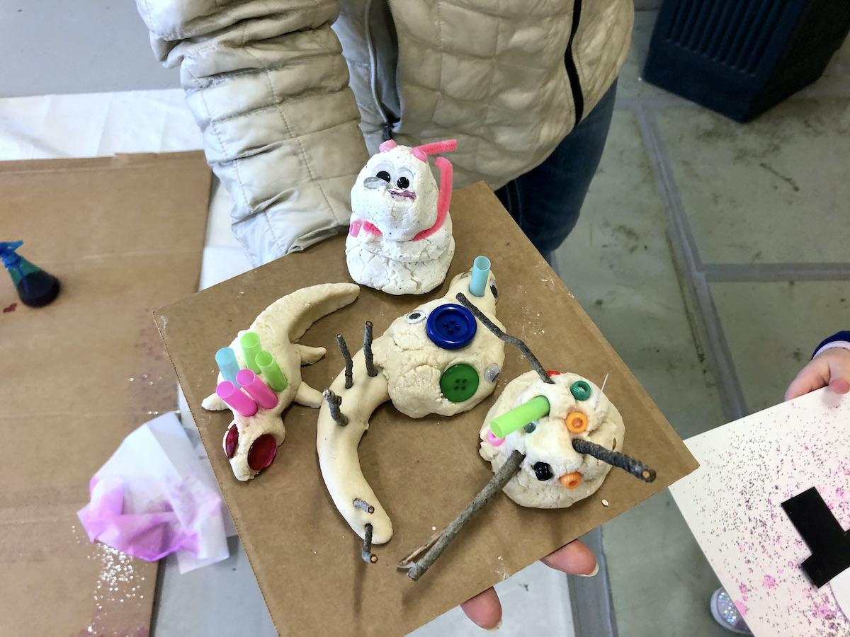 Playdough Creations
